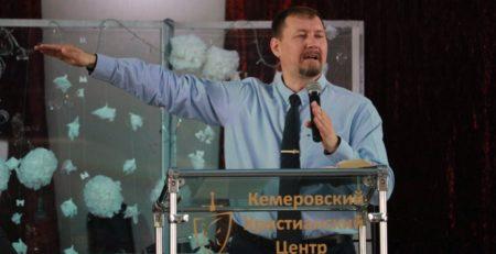 Фотоотчет с воскресного служения 05.05.19